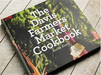 The Davis Farmers Market Cookbook Giveaway