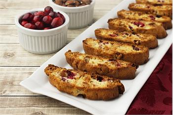 Cranberry Baked Goodness