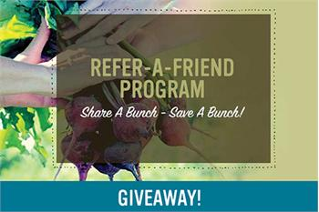 Share Your Farm with Friends Giveaway