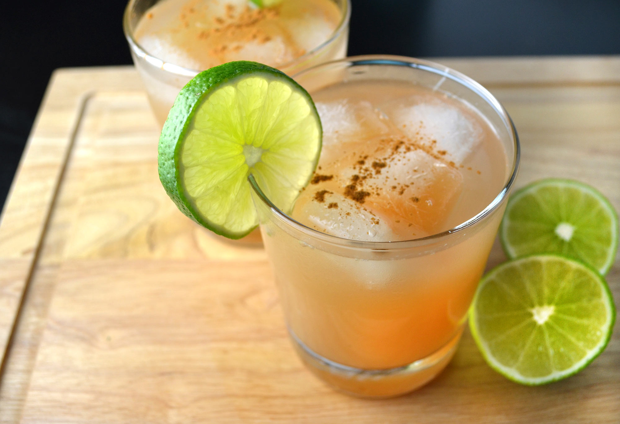 Apple Spice Margarita