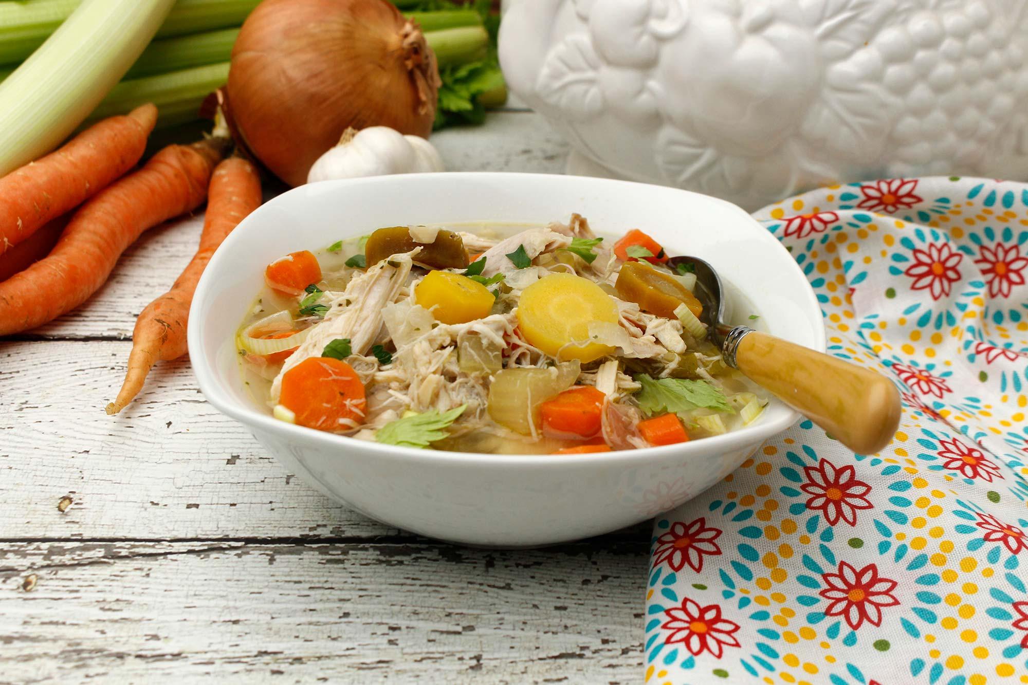 Farm Fresh To You Recipe Homemade Chicken Soup