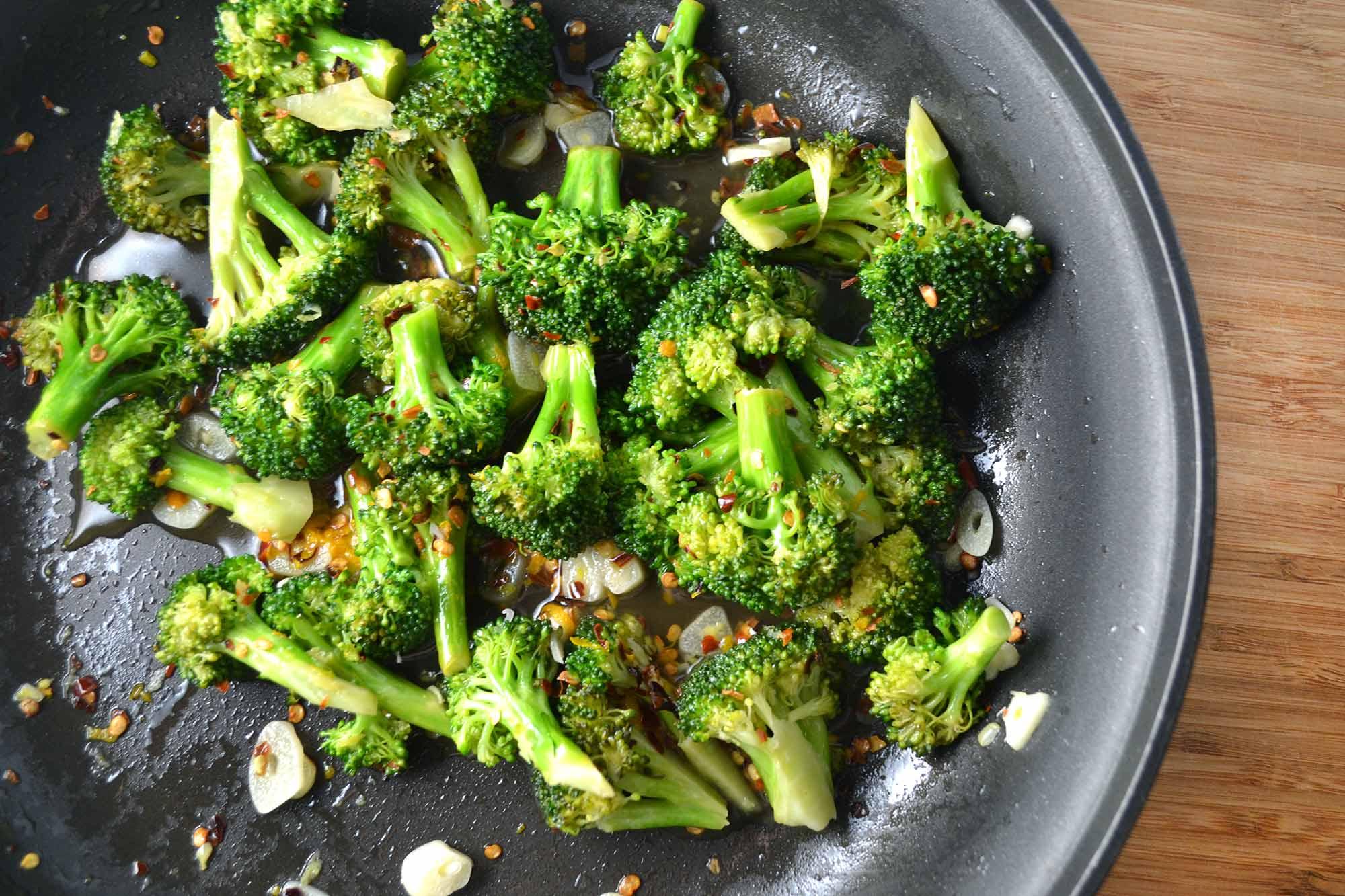 Fresh Broccoli Recipes Sauteed