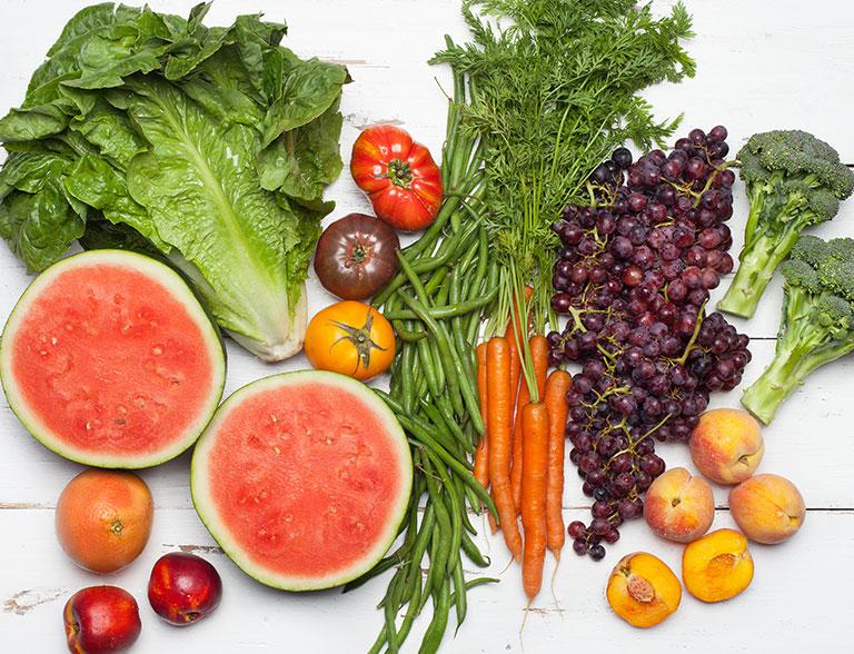Mixed Fruit and Veggie