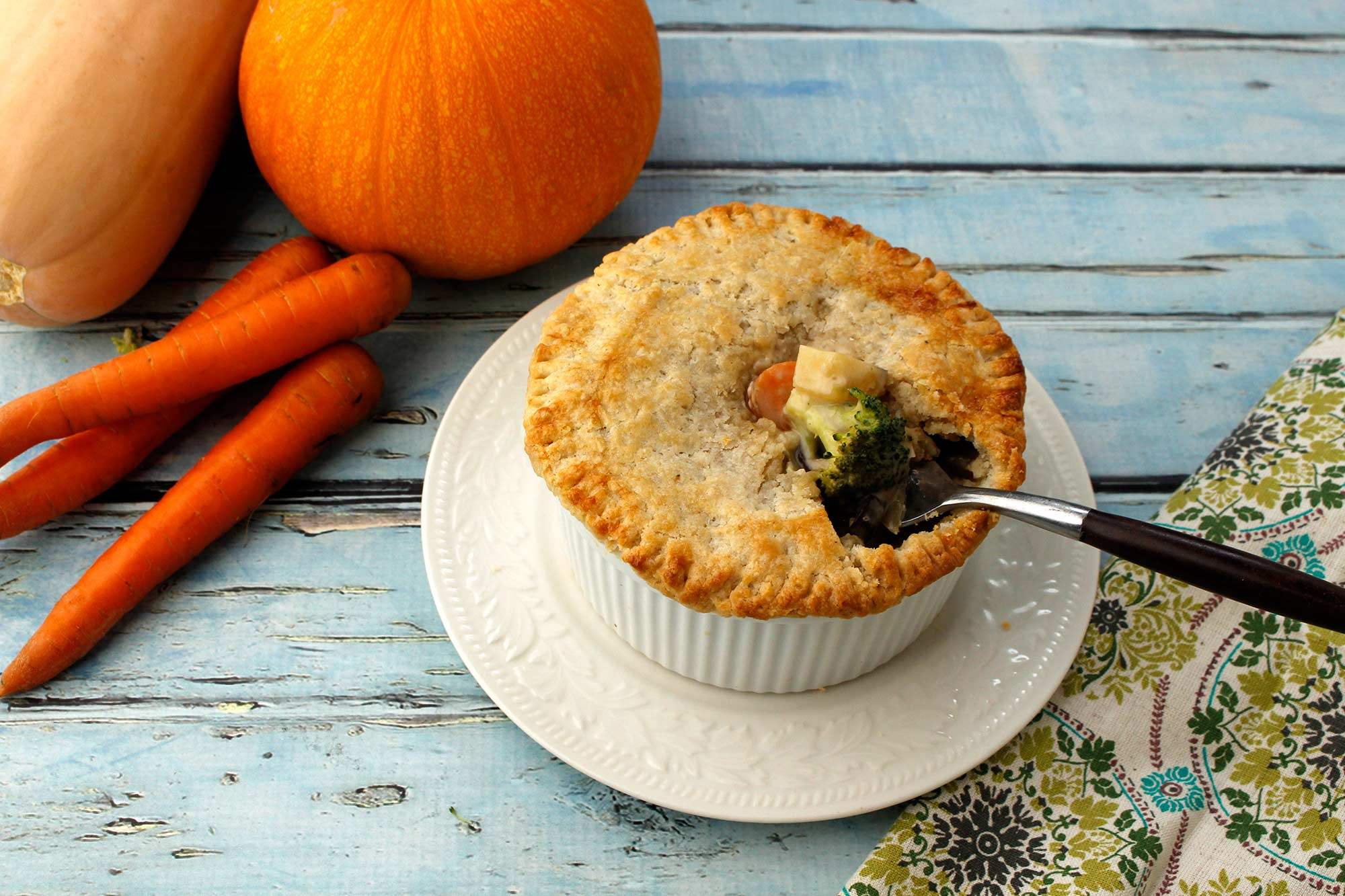 Autumn Pot Pie